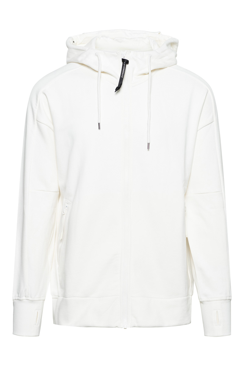 CP Company Sweater Hoody Rits Foto 1