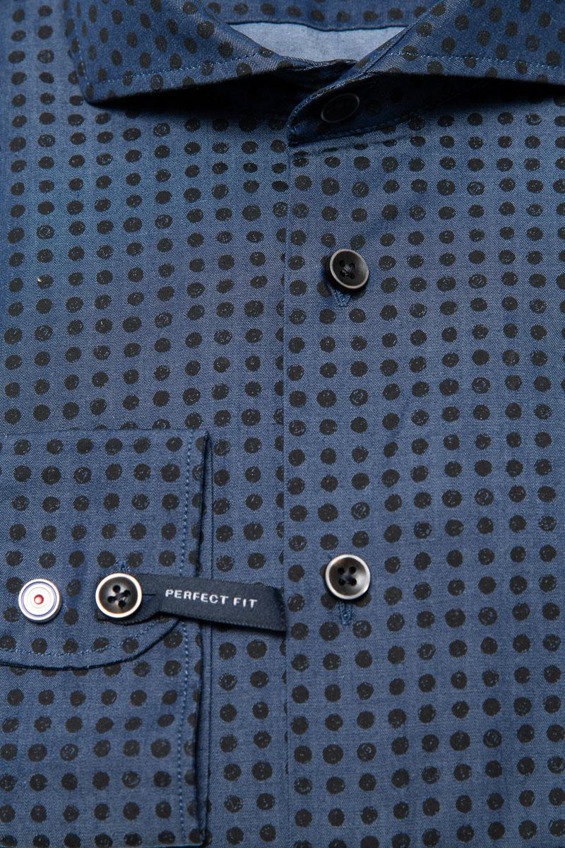 Blue Industry Shirt Foto 2