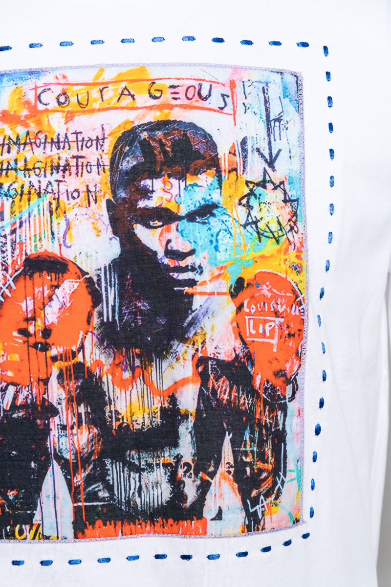 BOB ICON T-SHIRT Mohammed Ali Foto 3