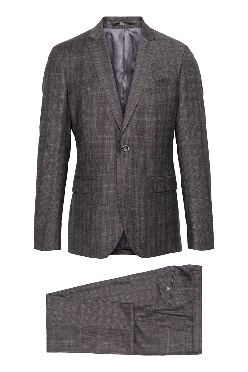 BT Business Kostuum Wol Foto 1