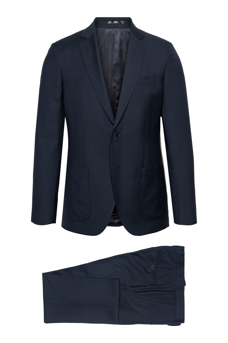 BT Business Kostuum Zuiver Scheerwol Foto 1