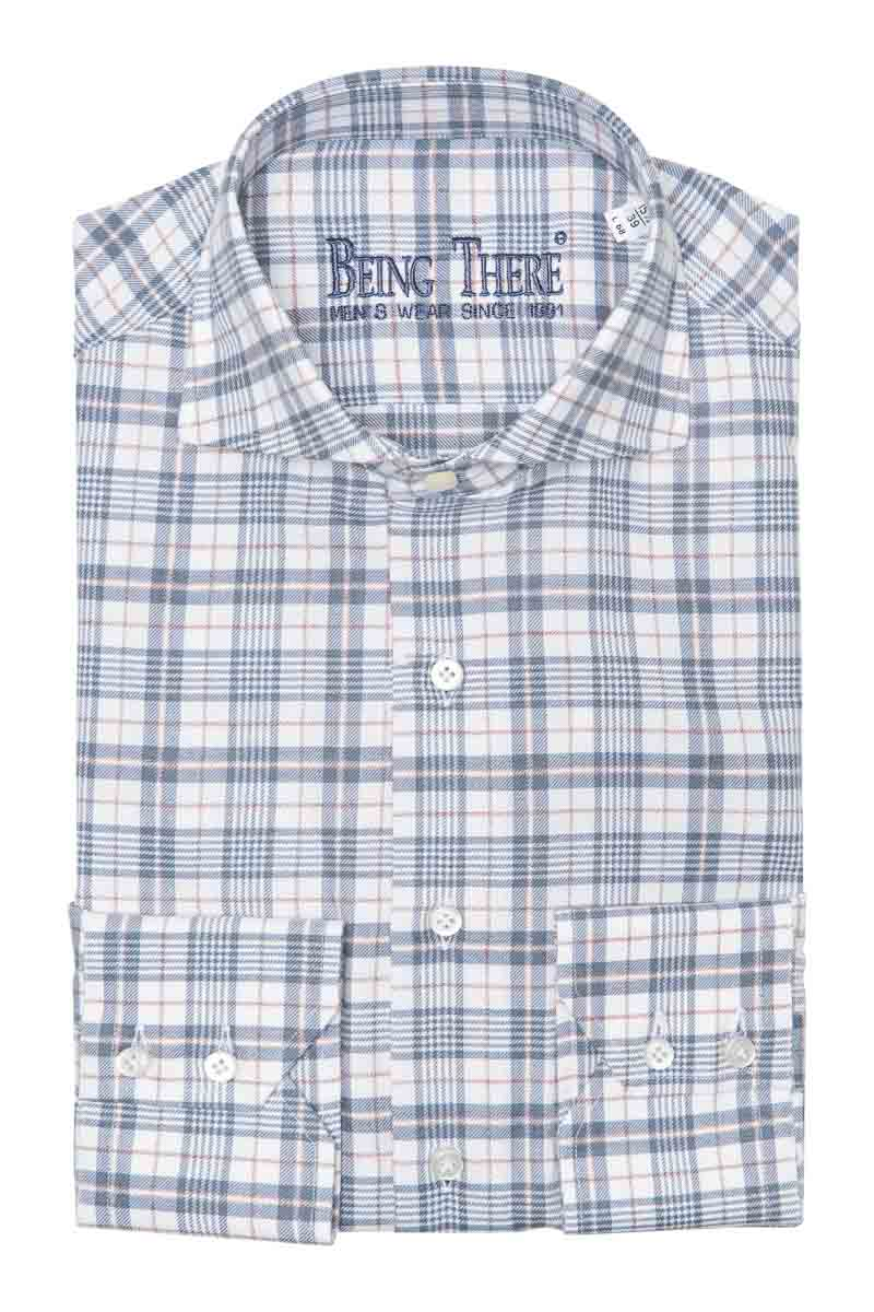 BT Overhemd 50/50 85% Katoen 15% Wol Foto 1