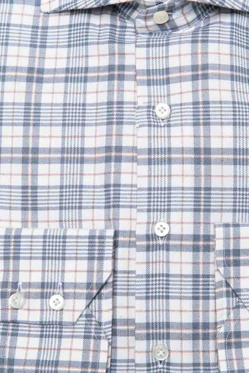 BT Overhemd 50/50 85% Katoen 15% Wol Foto 2