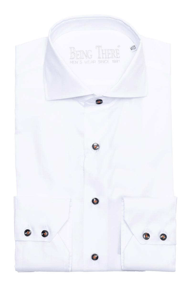 BT Overhemden Doppio Ritorto 120/2 ply Mouwlengte  Foto 1