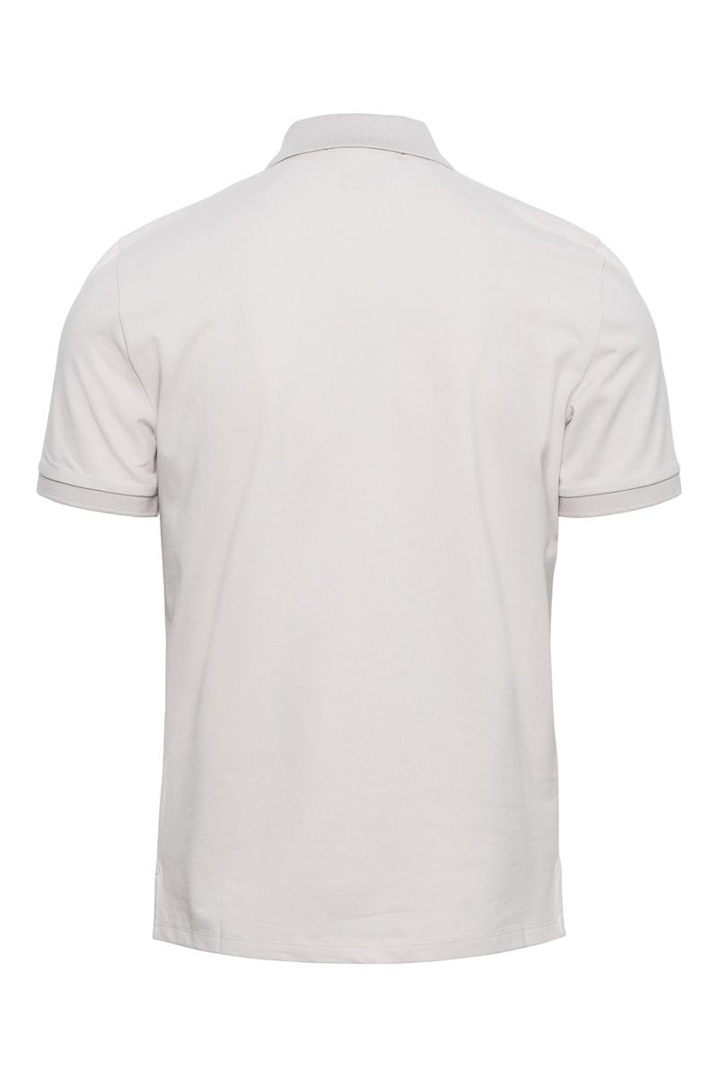 C.P. Company Poloshirt Korte Mouw 100% Katoen Foto 2