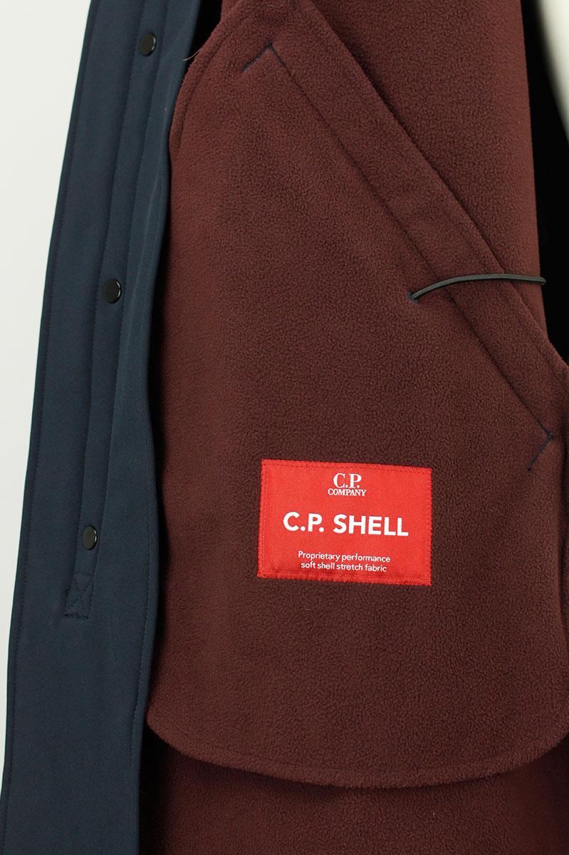 CP Company Soft Shell Long Parka Foto 5