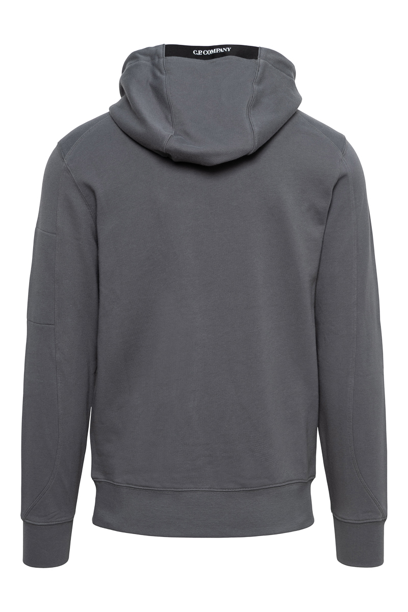 C.P. Company Sweater Lens Hood 100% Katoen Foto 2
