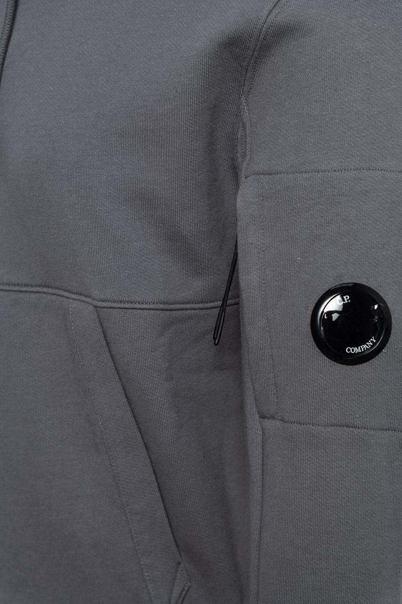 C.P. Company Sweater Lens Hood 100% Katoen Foto 3