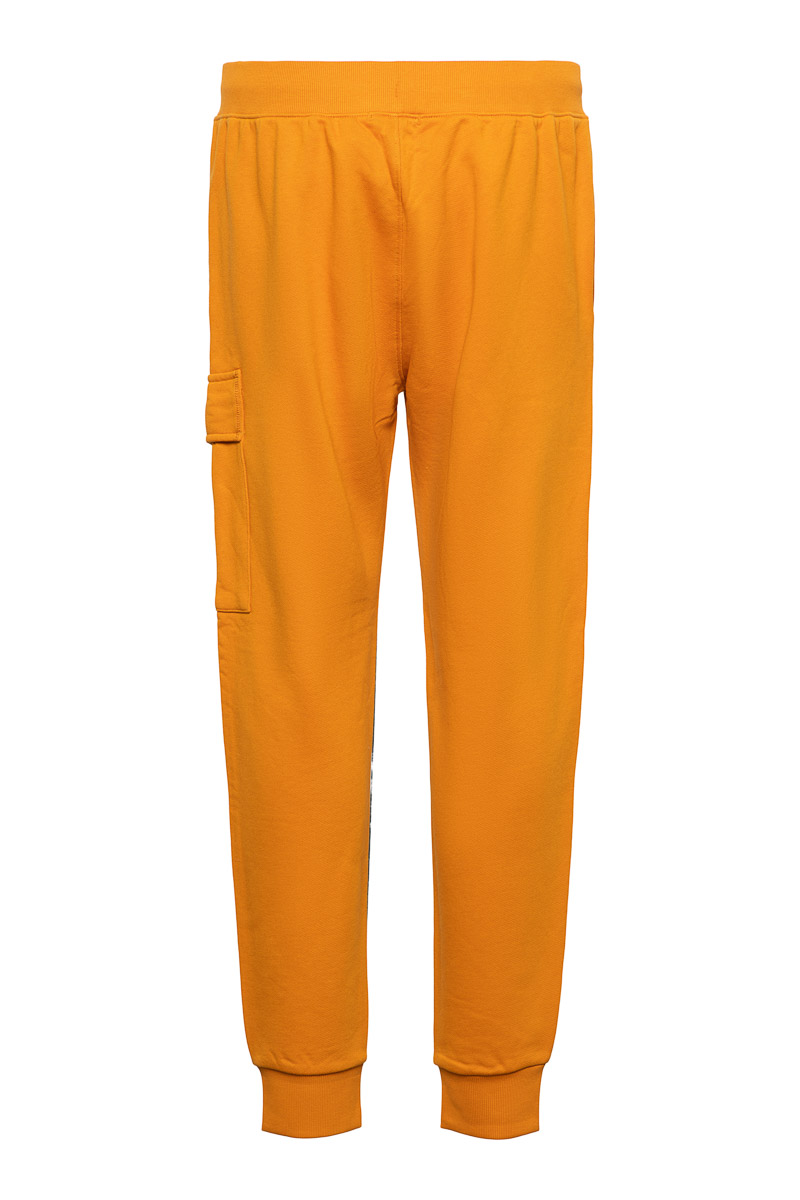 CP Company Sweater Pants Cotton Fleece Slim Fit  Foto 2