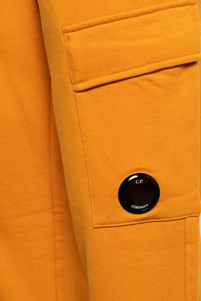 CP Company Sweater Pants Cotton Fleece Slim Fit  Foto 3