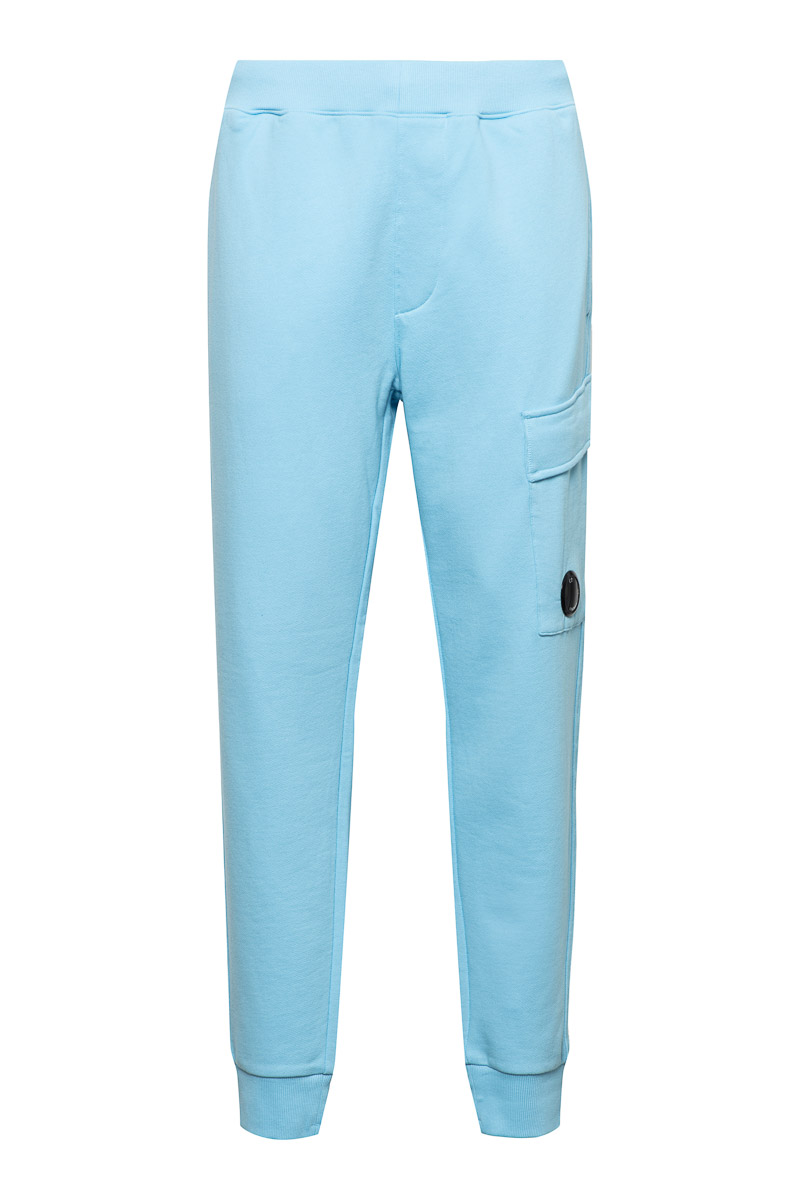 CP Company Sweater Pants Cotton Fleece Slim Fit R Foto 1