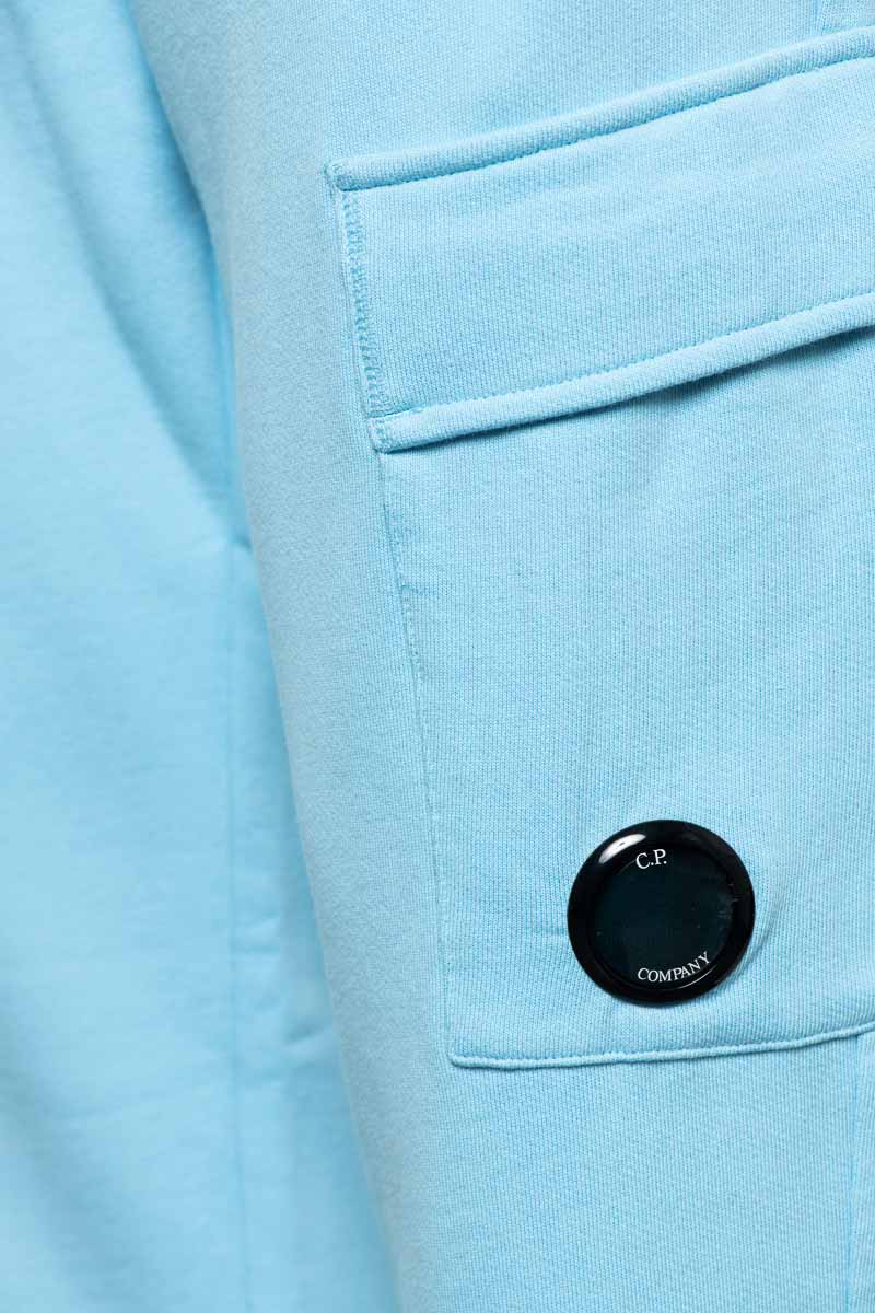 CP Company Sweater Pants Cotton Fleece Slim Fit R Foto 3
