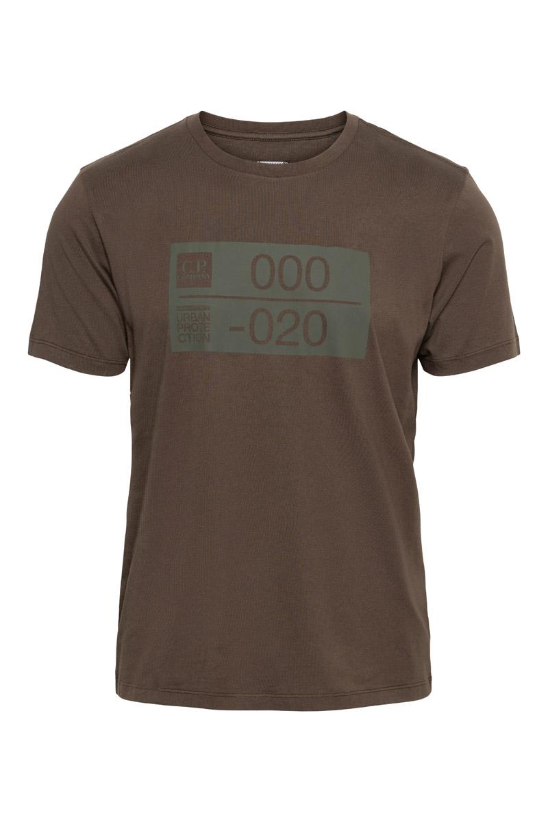 CP Company T-Shirt Jersey Katoen Foto 1