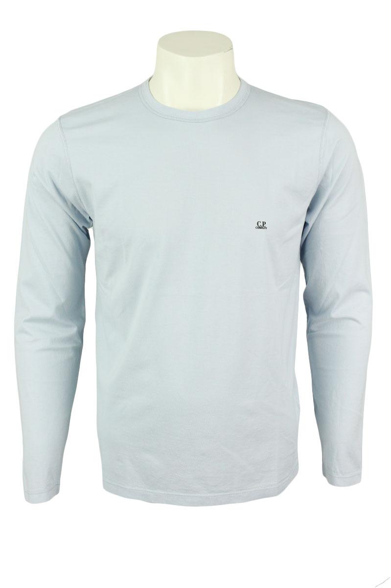 CP Company T-Shirt Lange Mouw Mako Katoen Foto 1