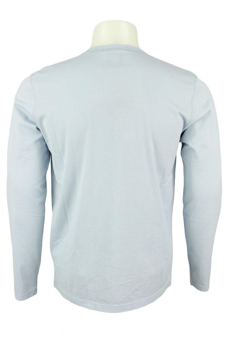 CP Company T-Shirt Lange Mouw Mako Katoen Foto 2