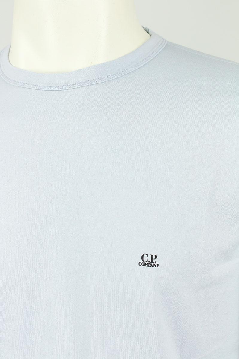 CP Company T-Shirt Lange Mouw Mako Katoen Foto 3
