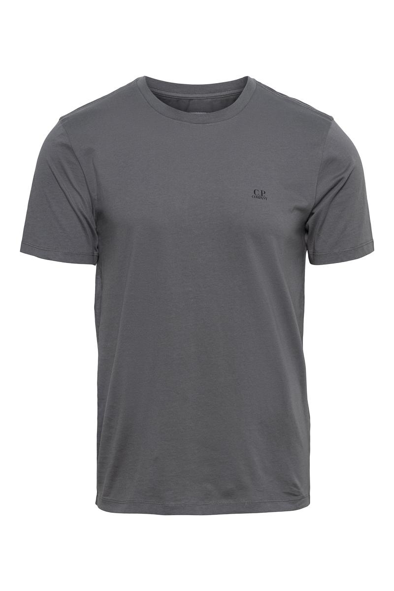 C.P. Company T-Shirt Mille Miglia 100% Katoen Prin Foto 1