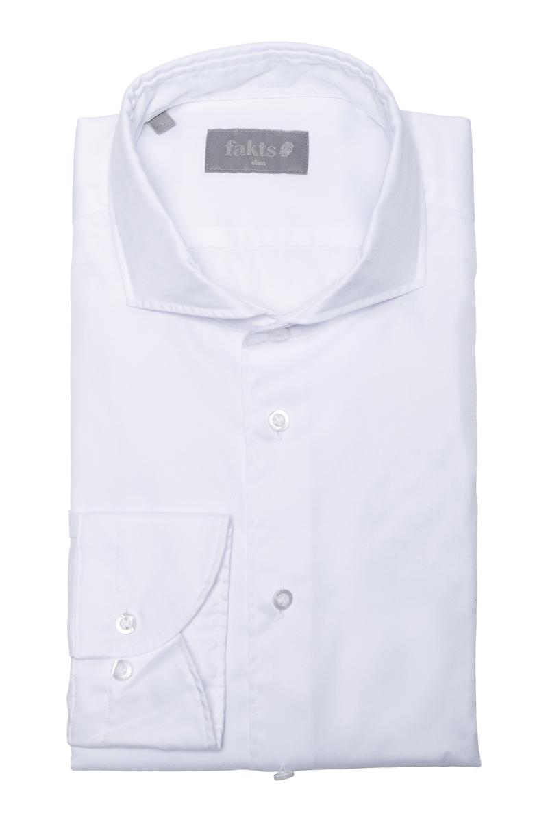 Fakts Overhemd 100% Cotton Slim fit Foto 1