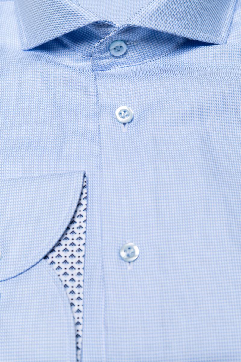 Fakts Overhemd 100% Cotton Slim fit Foto 2
