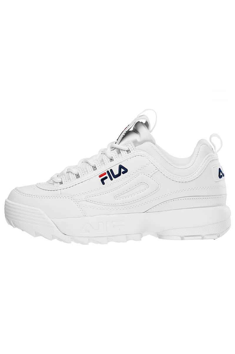 Fila Sneaker Disruptor Low White Foto 1