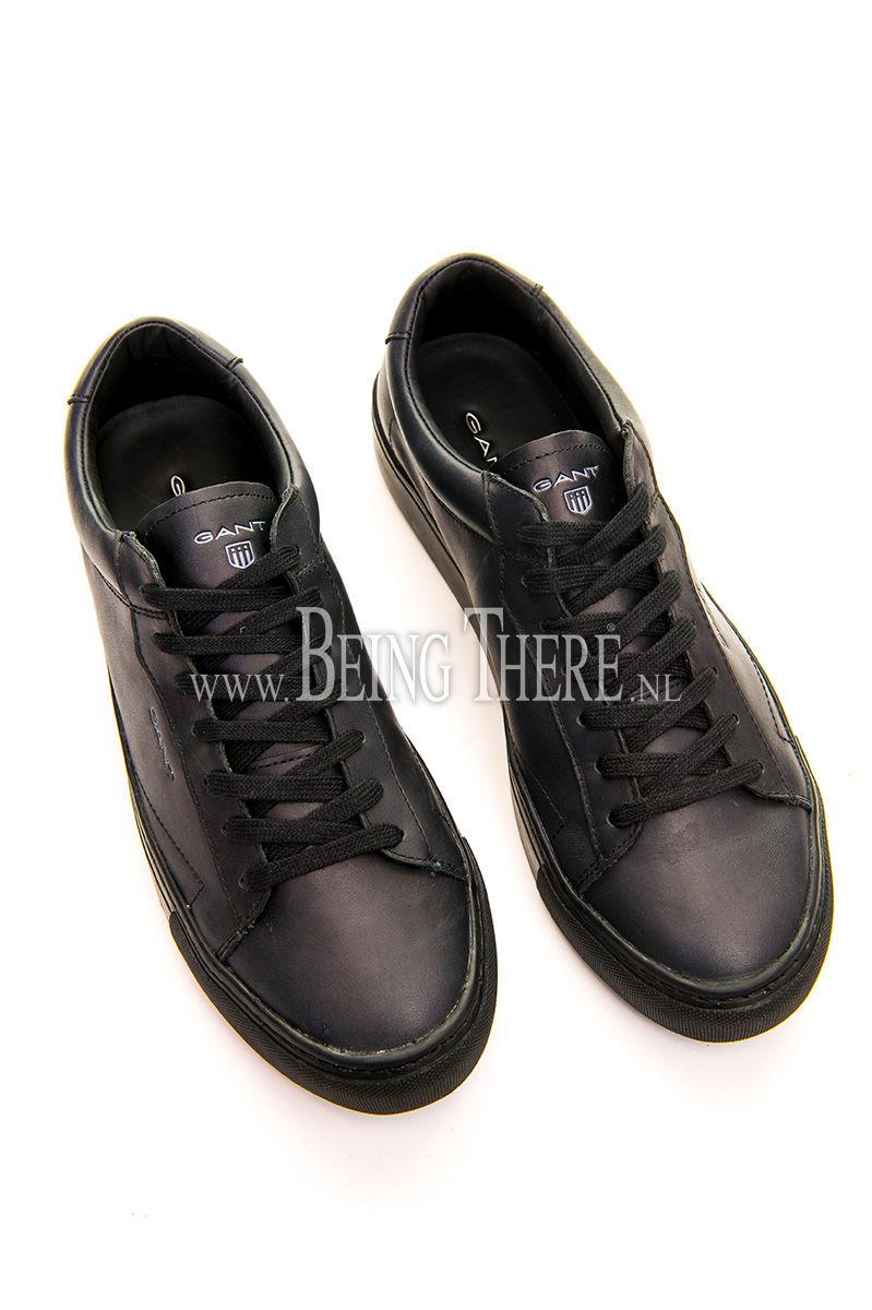 Gant Sneaker Bryant Gladleer Black Foto 1