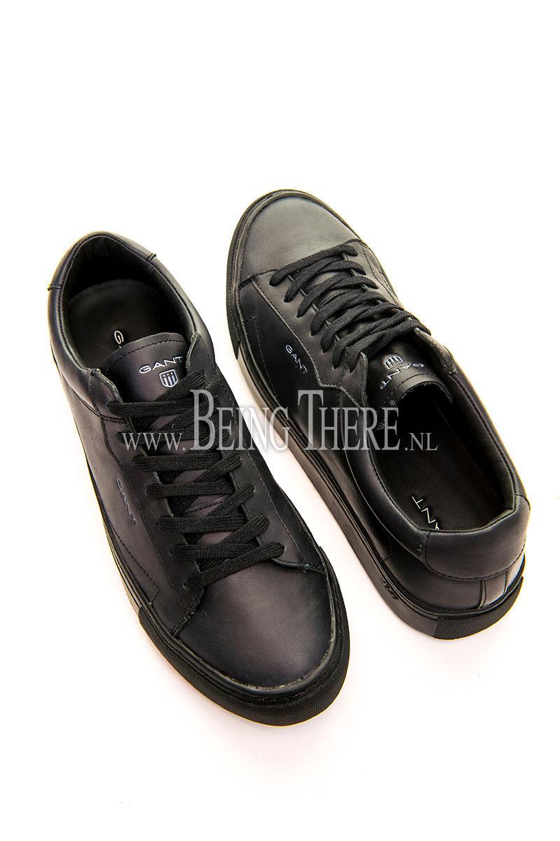 Gant Sneaker Bryant Gladleer Black Foto 2