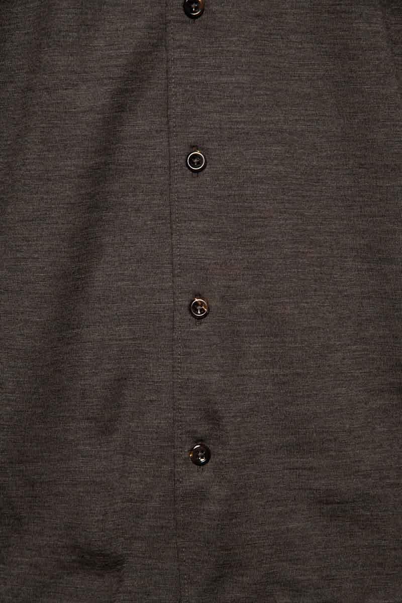Gran Sasso Overhemd 100% Merinowol Foto 3