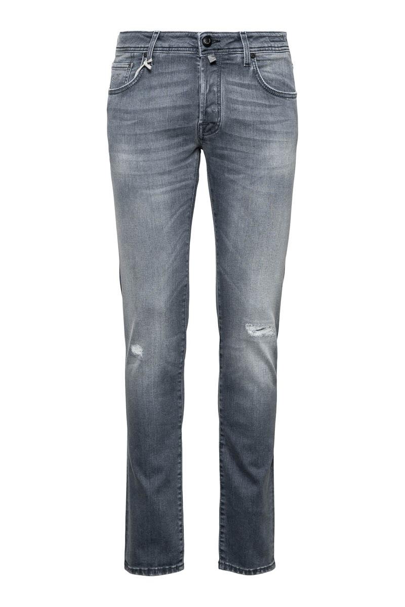 Jacob Cohen J622 Slim Comf Jeans Destroyed Foto 1