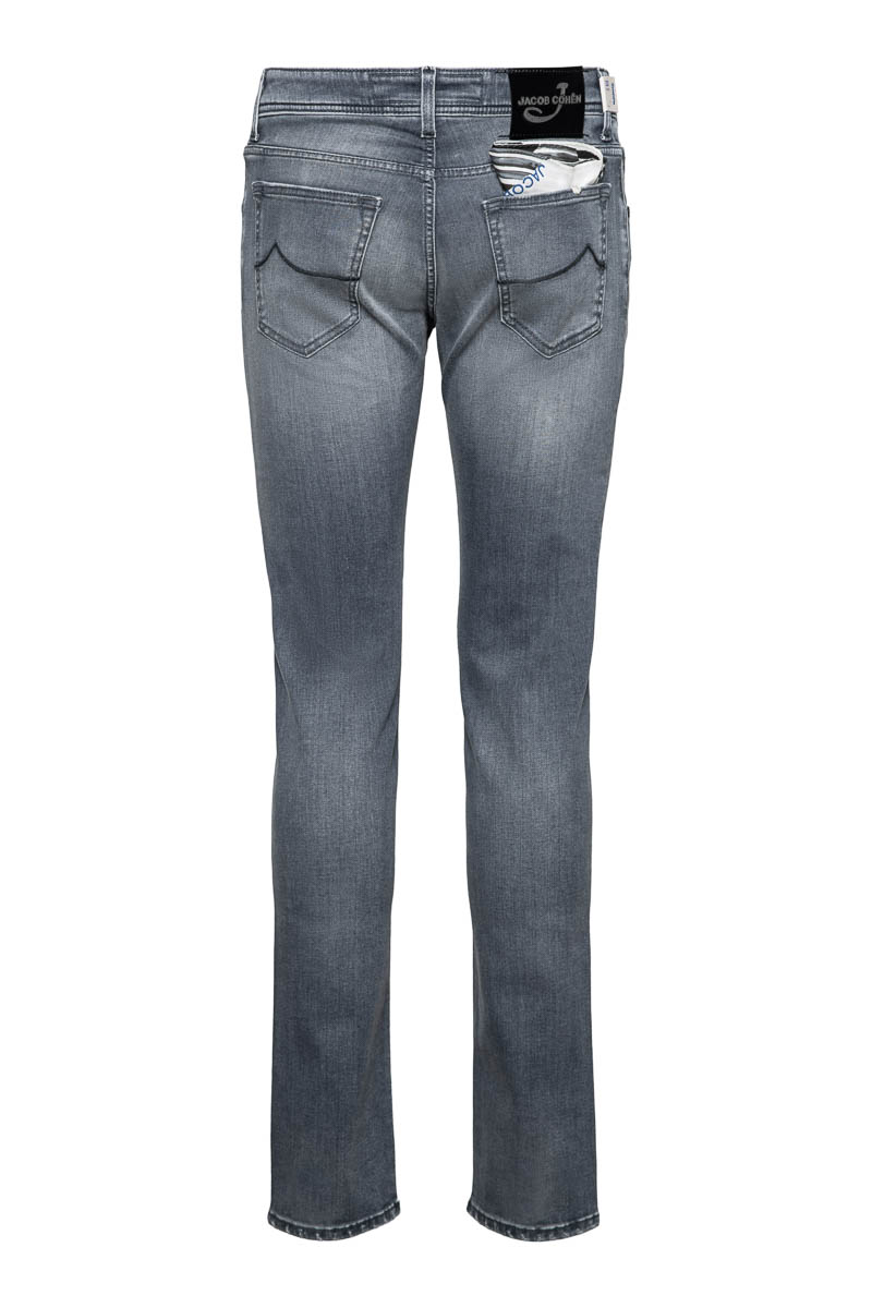 Jacob Cohen J622 Slim Comf Jeans Destroyed Foto 2