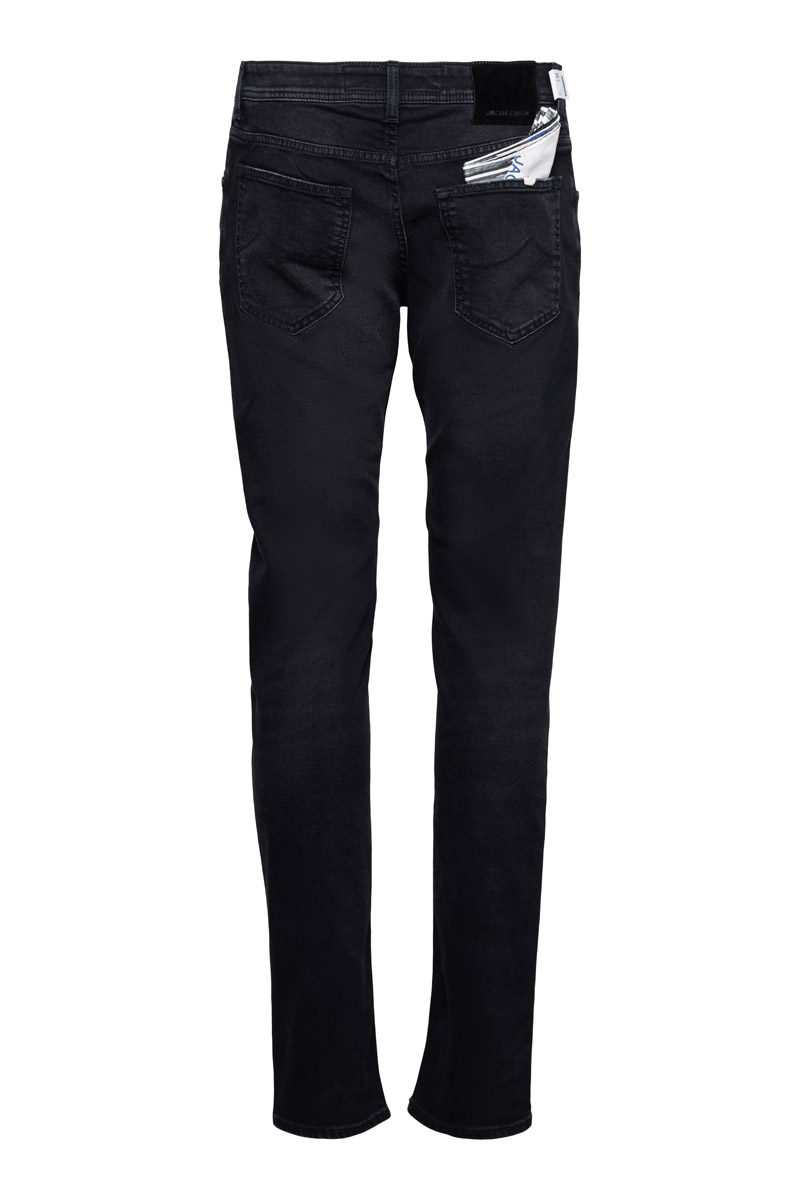 Jacob Cohen Jeans 622 Comf Black Grey Foto 2