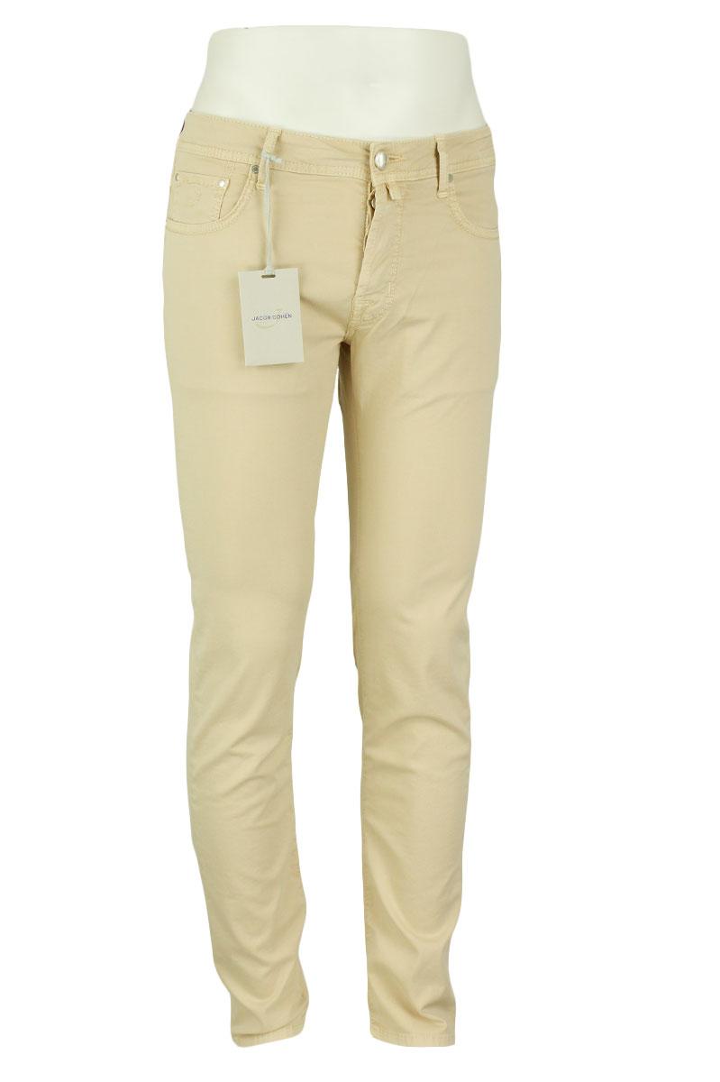 Jacob Cohen Jeans Light C-Twill Comf 1,5 cm Hogere Foto 1
