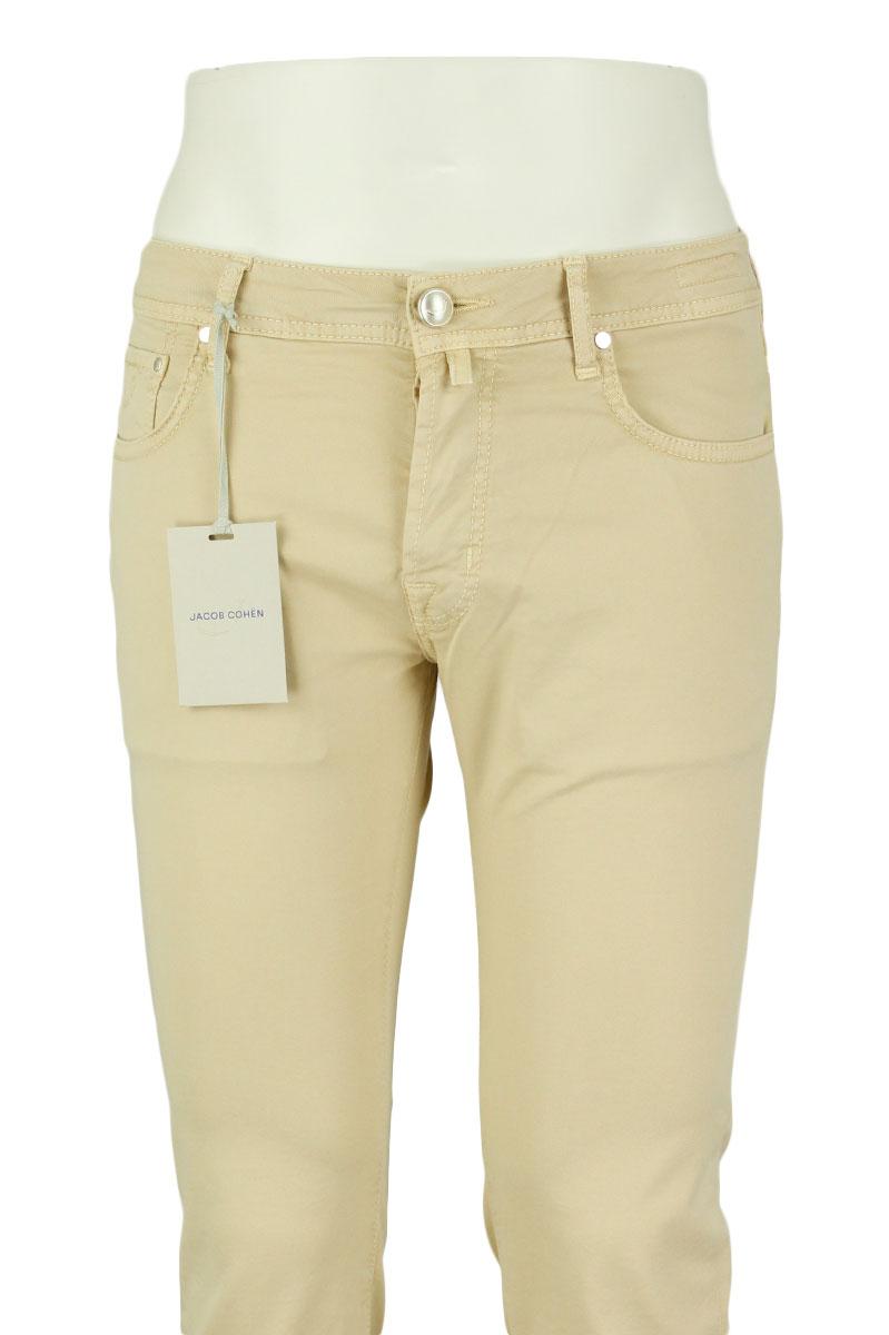 Jacob Cohen Jeans Light C-Twill Comf 1,5 cm Hogere Foto 2