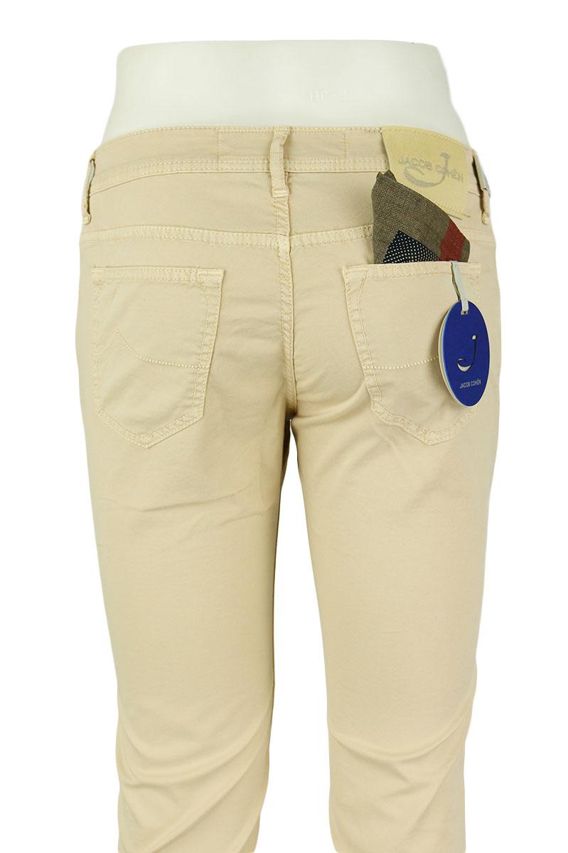 Jacob Cohen Jeans Light C-Twill Comf 1,5 cm Hogere Foto 3
