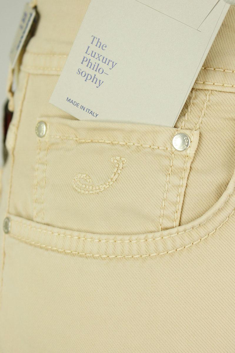 Jacob Cohen Jeans Light C-Twill Comf 1,5 cm Hogere Foto 4