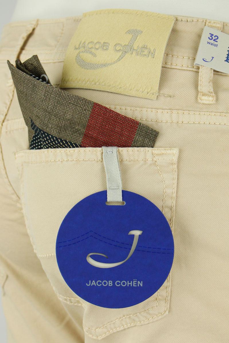 Jacob Cohen Jeans Light C-Twill Comf 1,5 cm Hogere Foto 5