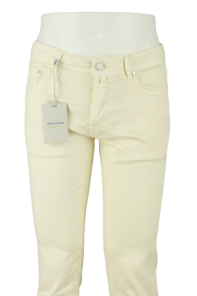 Jacob Cohen Jeans Light linnen katoen  Comf 1,5 cm Foto 1