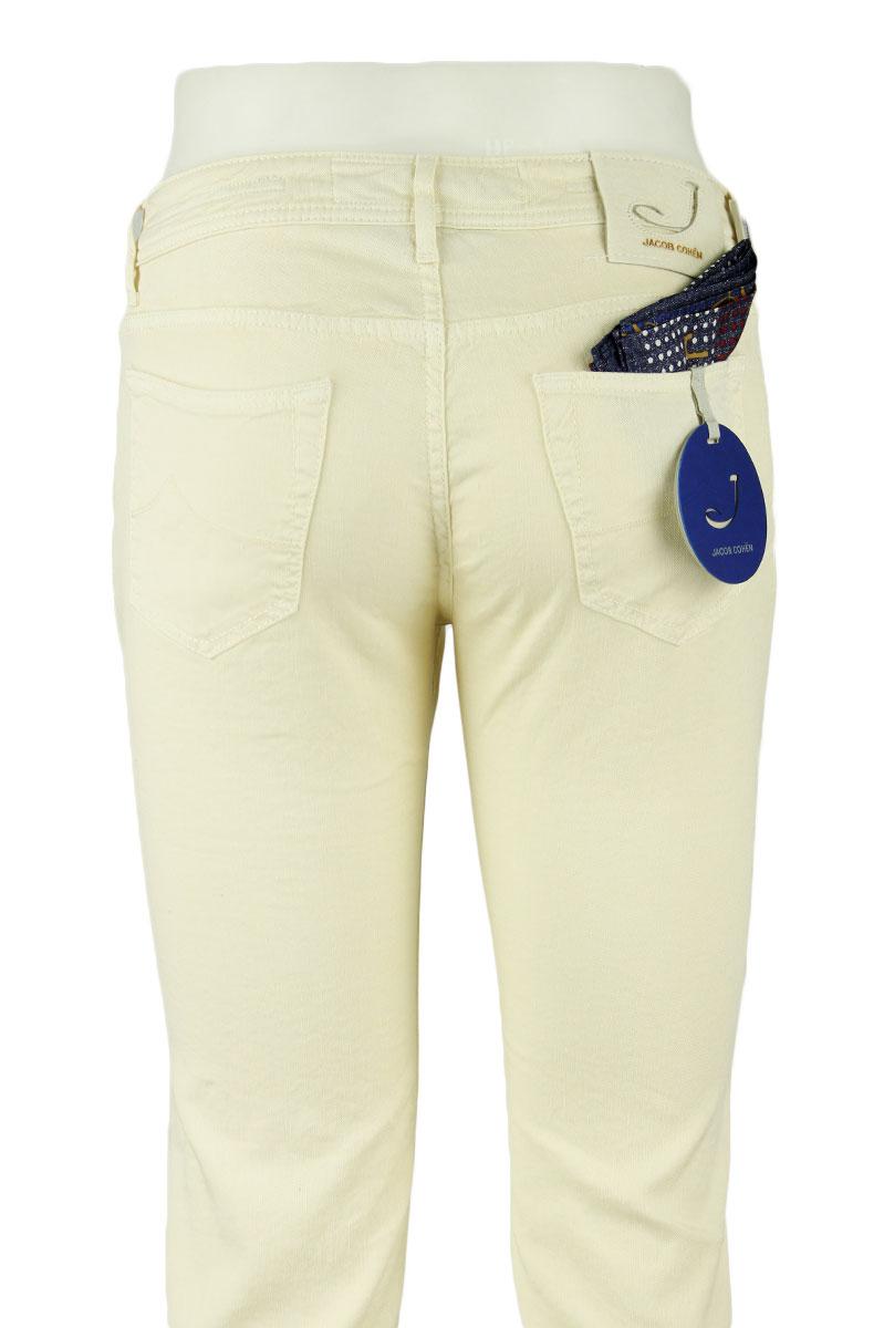 Jacob Cohen Jeans Light linnen katoen  Comf 1,5 cm Foto 2