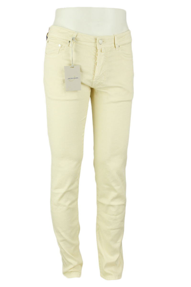 Jacob Cohen Jeans Light linnen katoen  Comf 1,5 cm Foto 3