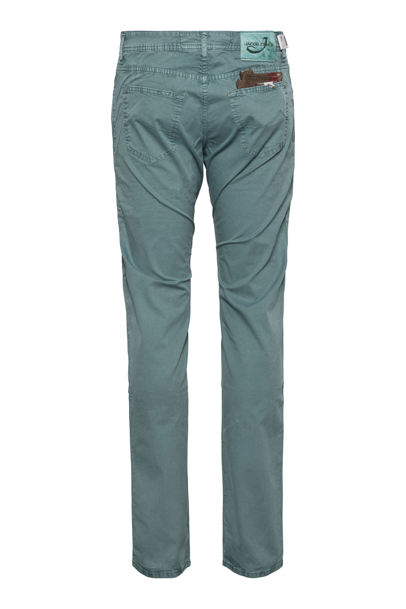Jacob Cohen Jeans Model J622 Comfort Satijn Foto 2