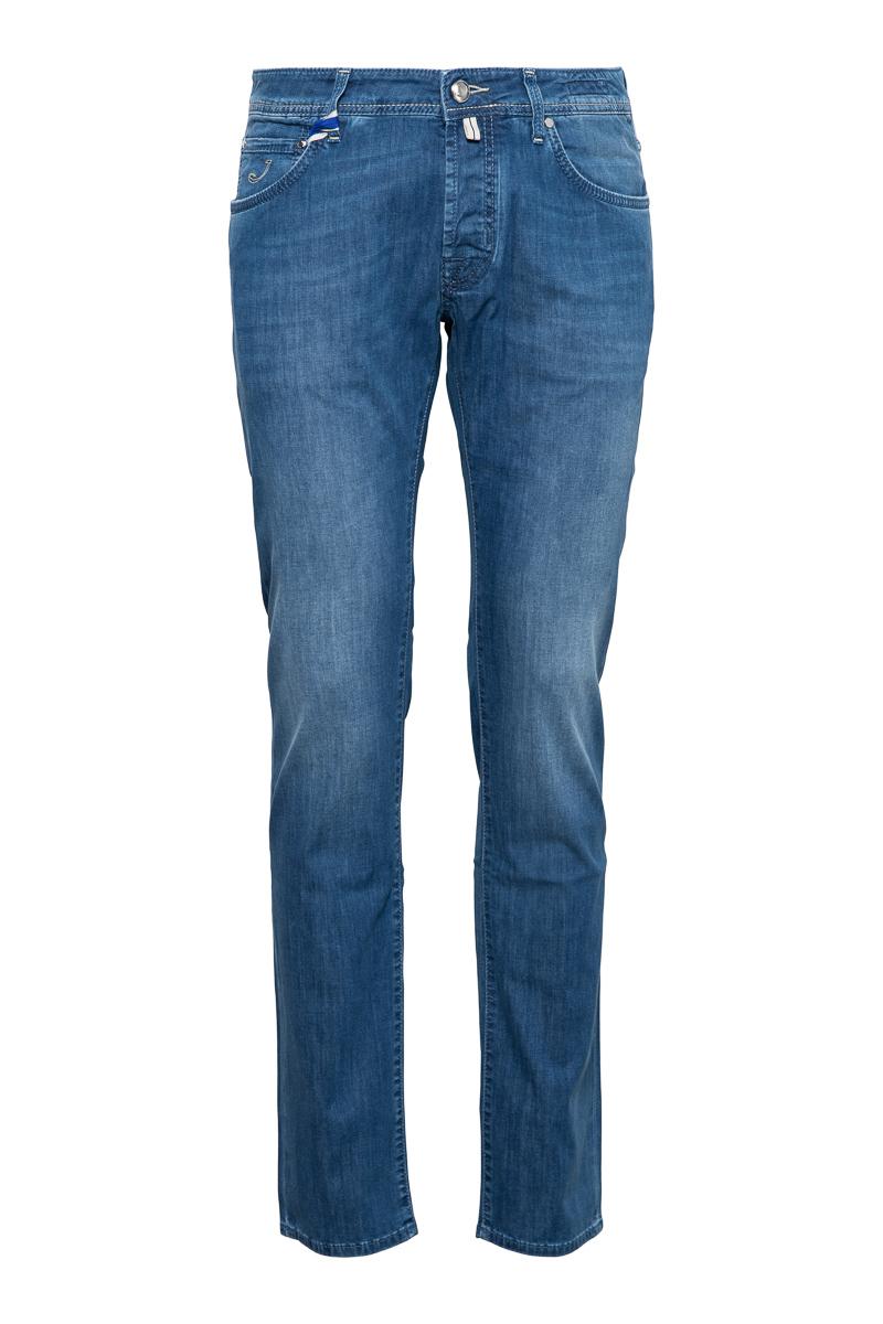 Jacob Cohen Jeans Model J622 Katoen Stretch Light  Foto 1