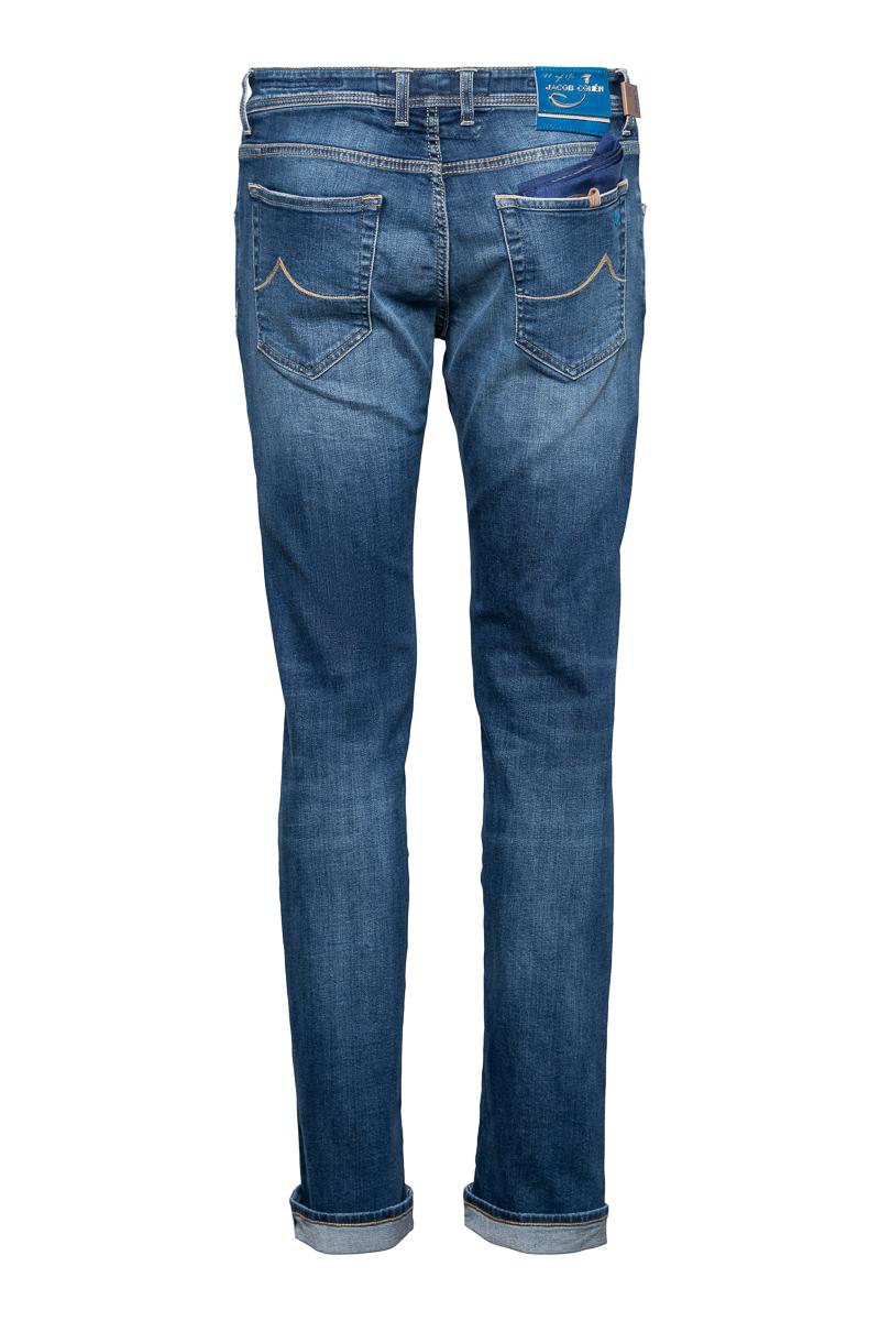 Jacob Cohen Jeans Model J622 Katoen Stretch Limite Foto 2