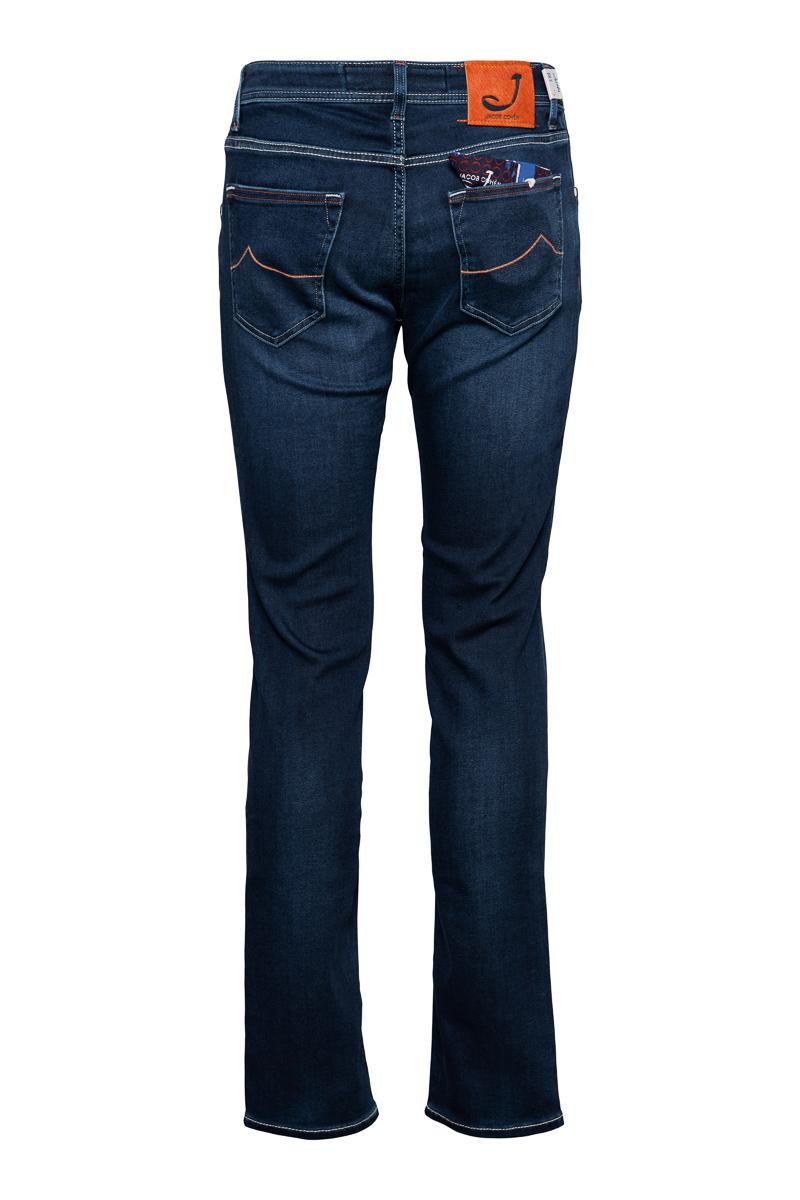 Jacob Cohen Jeans Model J622 Katoen Stretch Soft T Foto 2
