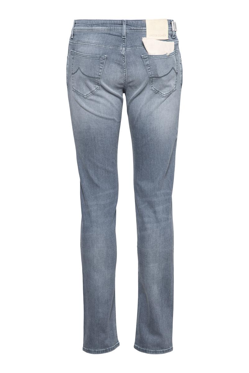 Jacob Cohen Jeans Model J622 Slim Katoen Stretch   Foto 2