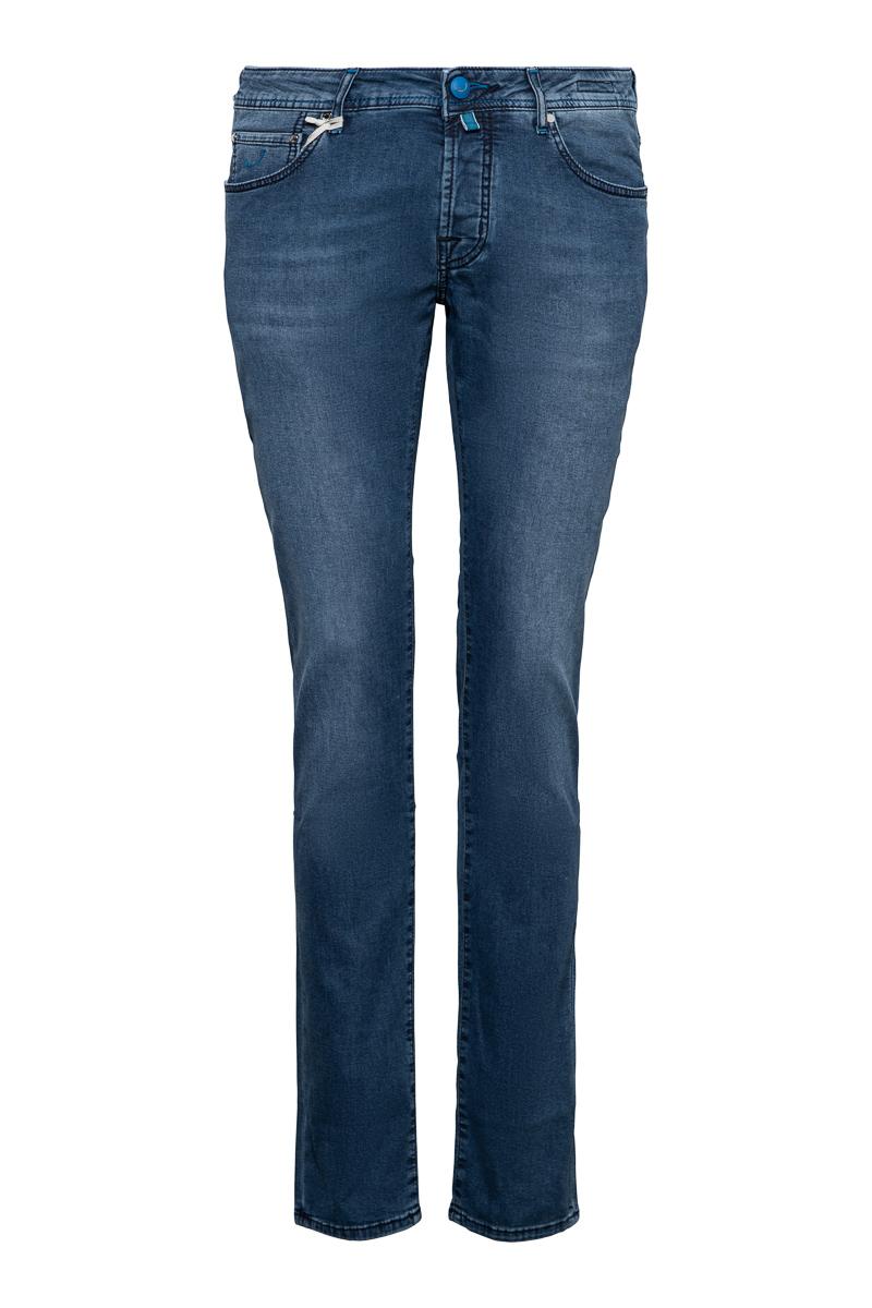 Jacob Cohen Jeans Model J622 Slim Katoen Stretch J Foto 1
