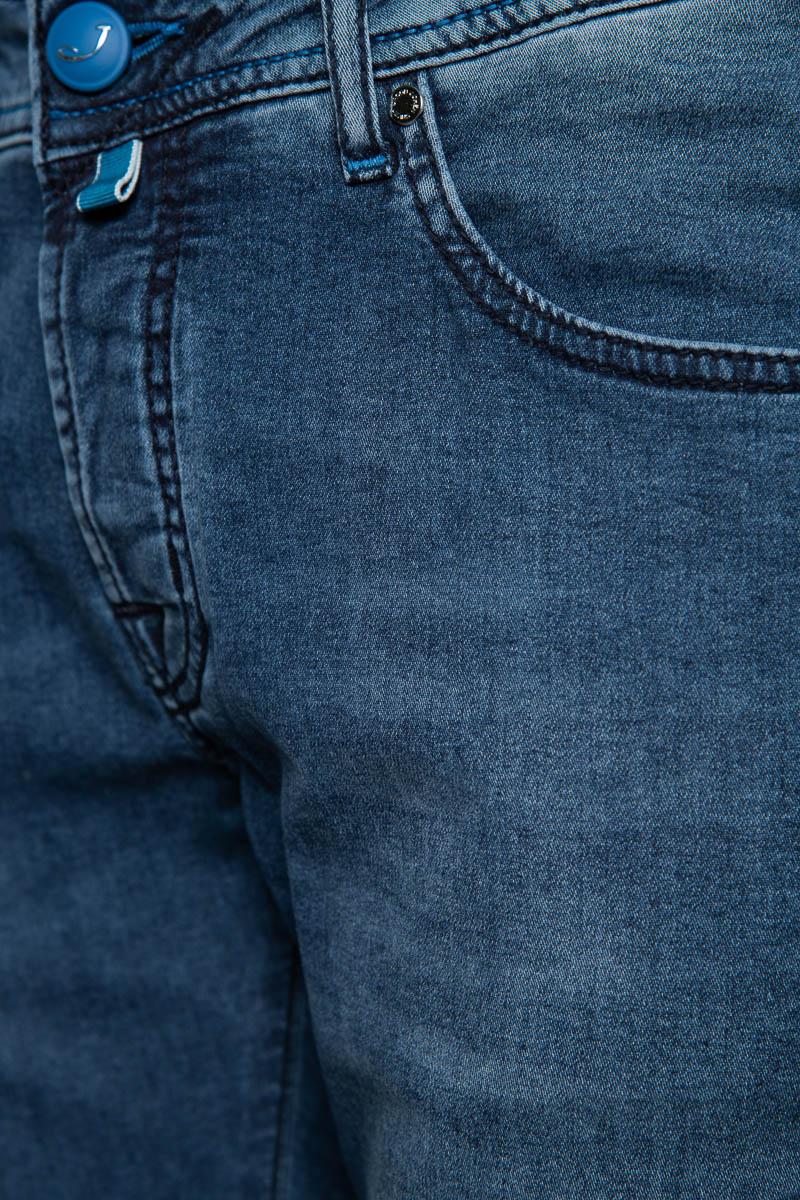 Jacob Cohen Jeans Model J622 Slim Katoen Stretch J Foto 3
