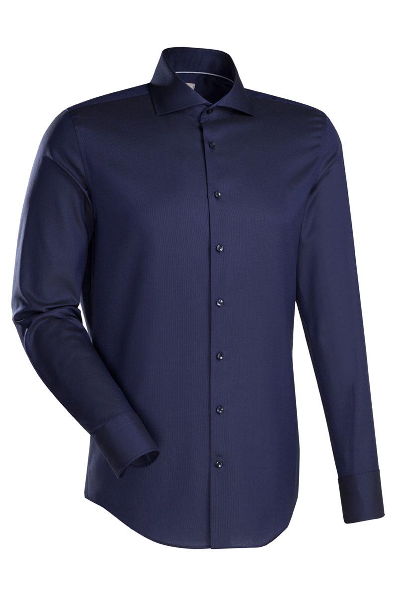 Jacques Britt Overhemd 100% Katoen Slim Fit Foto 1