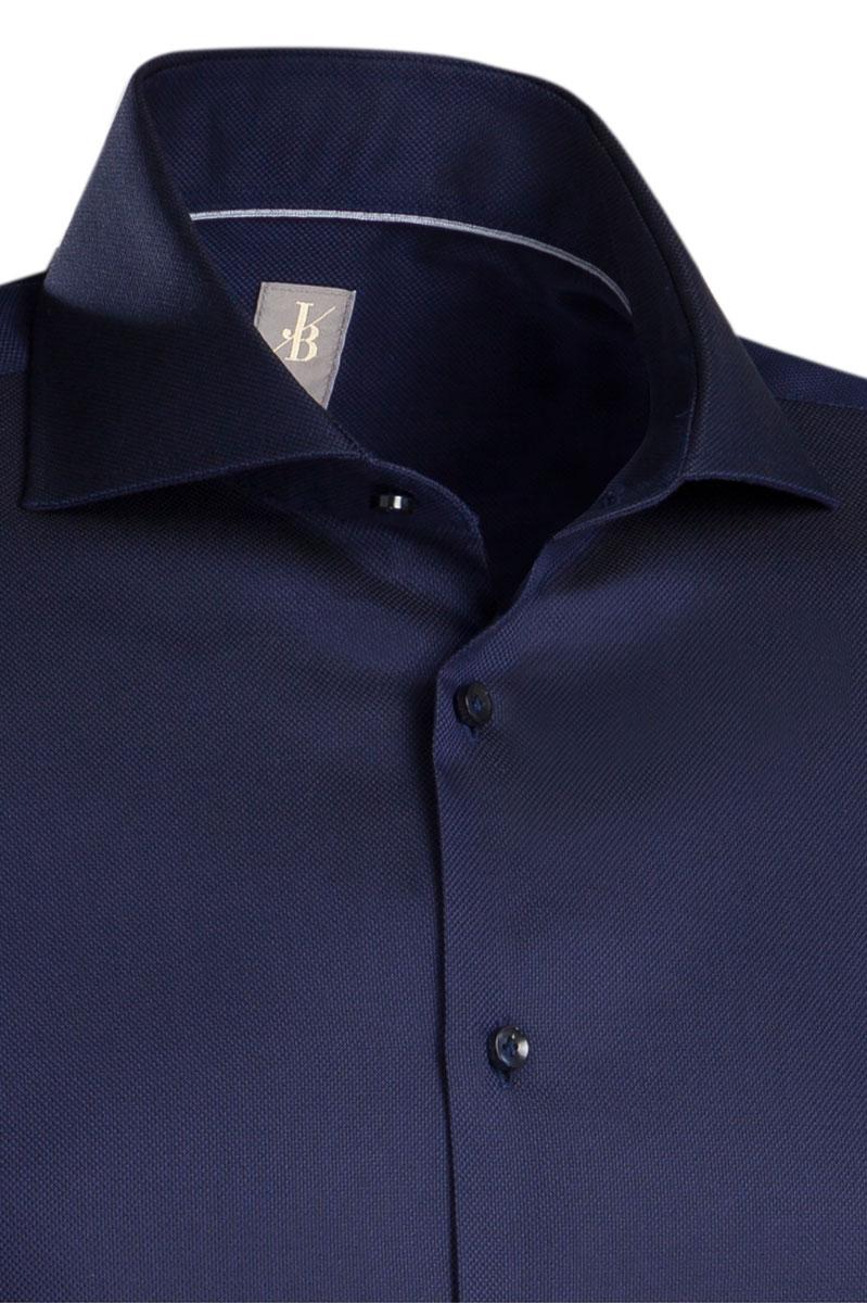 Jacques Britt Overhemd 100% Katoen Slim Fit Foto 4