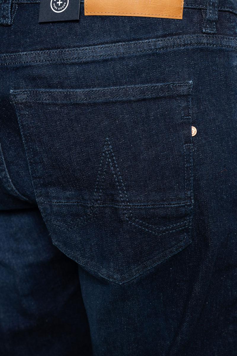 Kuyichi Jamie Worn in Blue Slim fit Jeans Stretch Foto 3