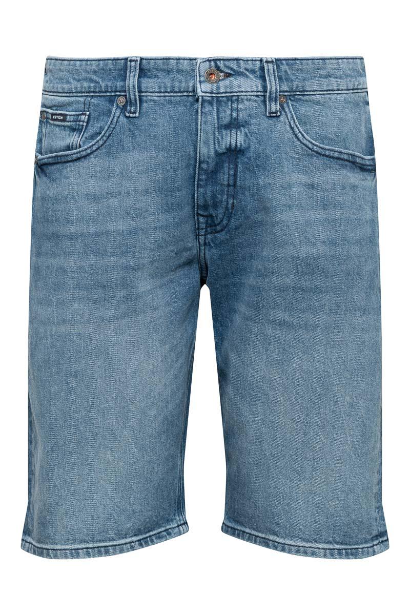 Kuyichi Jeans Bermuda Regular Slim 1% Stretch Foto 1