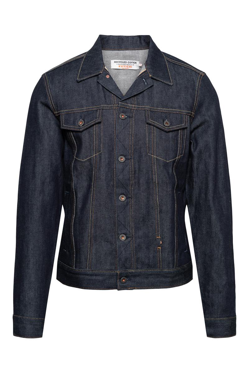 KUYICHI Jeans Jack Bourne Dry Selvedge Foto 1